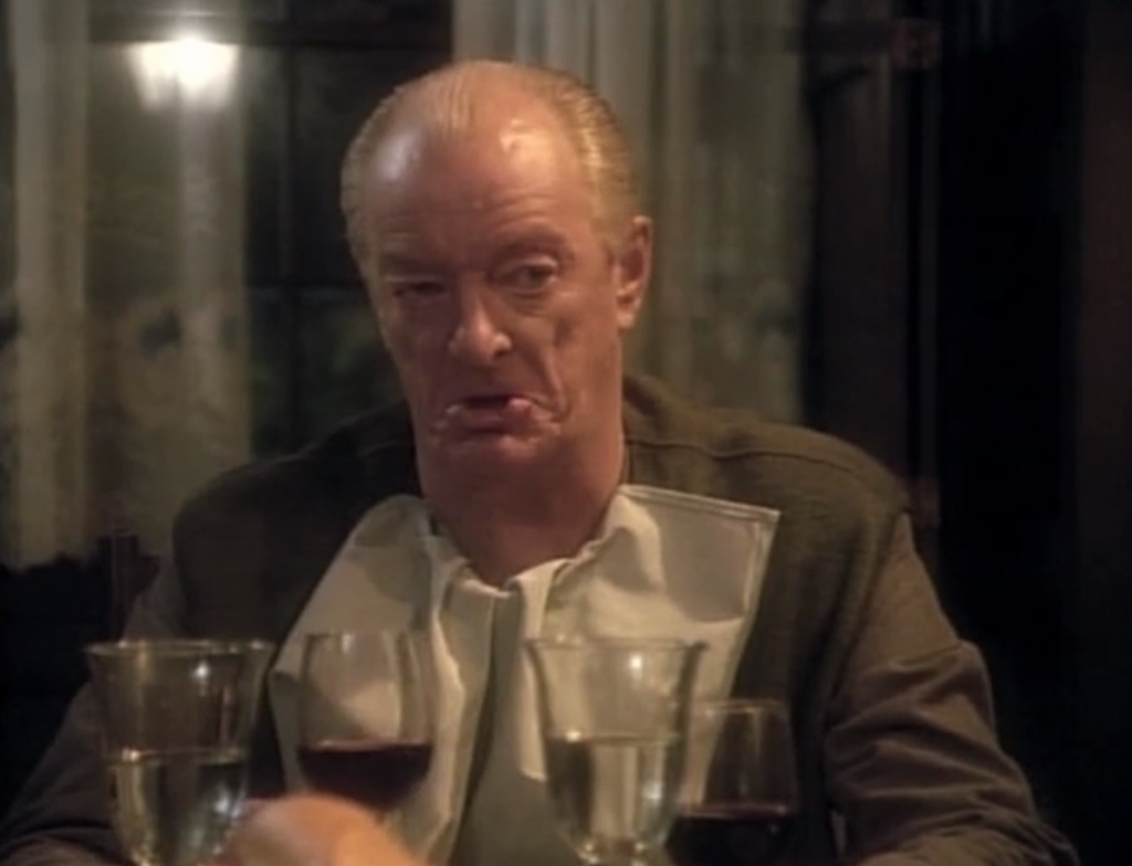 Picard's brother is some kind of Amish guy or something. He doesn't like technology very much