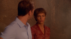 T'Pol is going to get married to that other guy because it will help her mother even though she kind of had a thing with Trip ugh I don't care