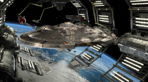 She;s going to command the second NX ship, the Columbia