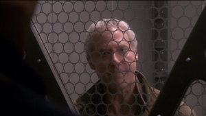 He is picked up by Enterprise and tries to convince Archer to stop the augments
