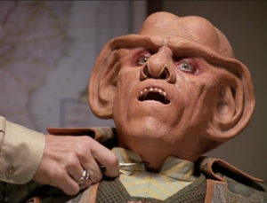 Some humans are suspicious about what Quark is really up to