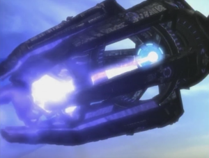 There's a ship that's constantly trying to change history to get a specific outcome. That's pretty cool