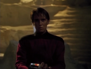 Weasly is a tricorder boss