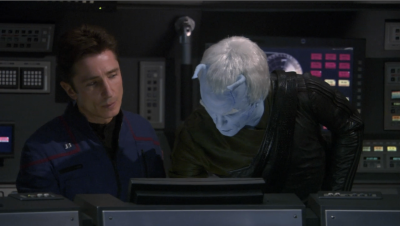 But it doesn't have the same weaknesses as an Andorian ship