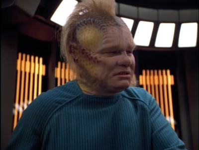 Neelix is brought back to life after being dead for 18 hours