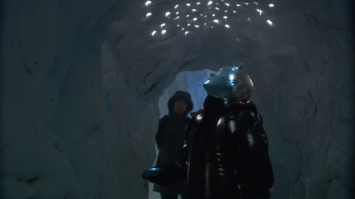 Shran and Archer go to Andoria to have a chat with the Aenar