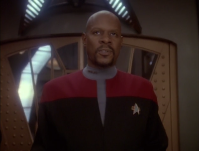 Sisko's cool with that. He wasn't feelin' the emissary business anyway
