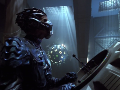 The Hirogen don't like this