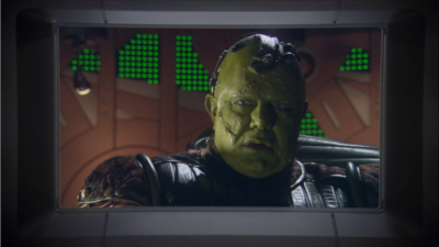 The Orion captain says sorry, bro, we're all slaves to the women