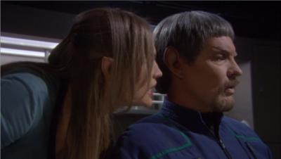 """T'Pol says """"hey we should mutiny some more"""""""