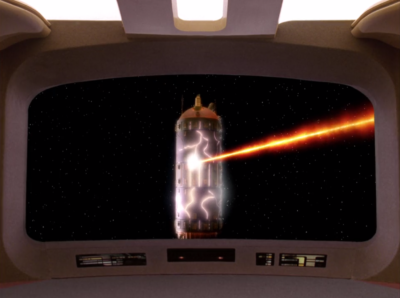 Enterprise gets antagonized by a space pill