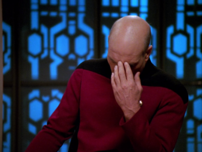 Picard is cool though