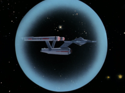 Enterprise gets trapped in a bubble