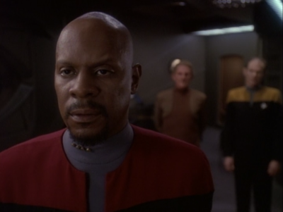 So Sisko decides next time they would catch them in the act and arrest everyone